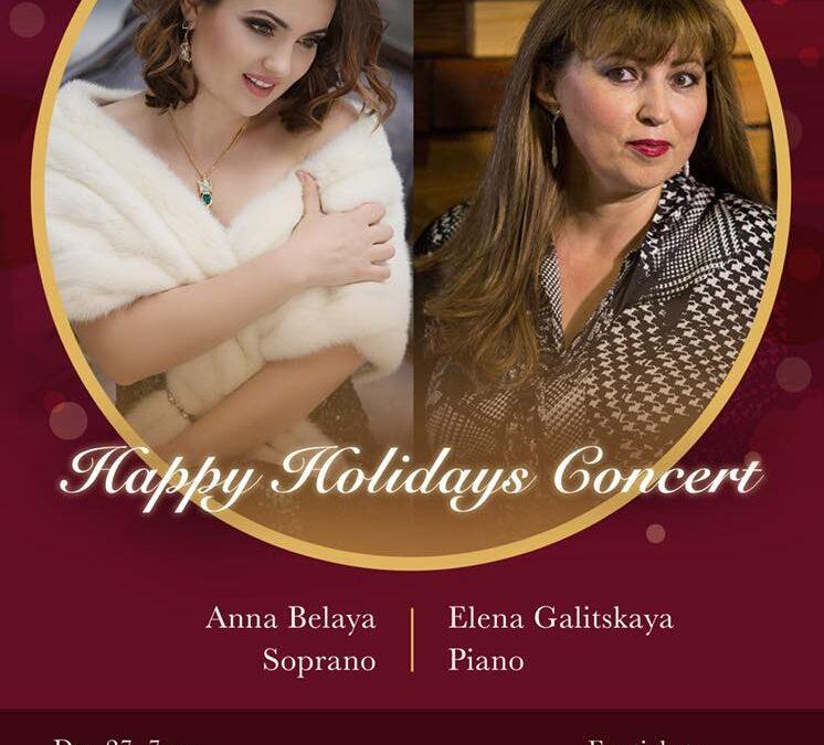 Happy Holidays Concert