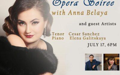 Opera Soiree with Anna Belaya