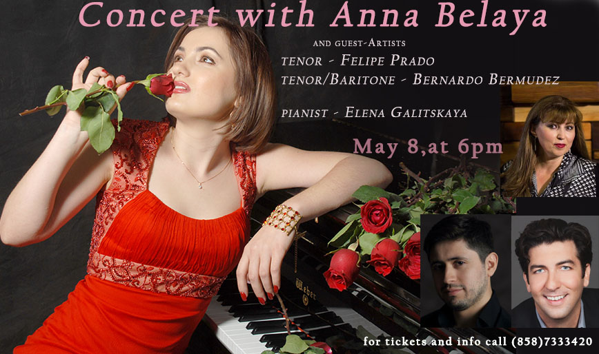Concert With Anna Belaya